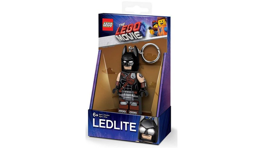 LEGO Movie 2 LED Minitaschenlampe Batman