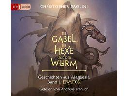 Die Gabel Die Hexe Und Der Wurm Band 1 Eragon