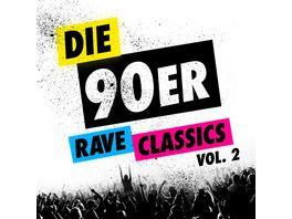 Die 90er Rave Classics Vol 2