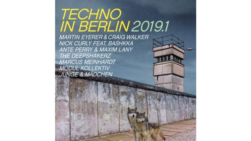 Techno In Berlin 2019 1