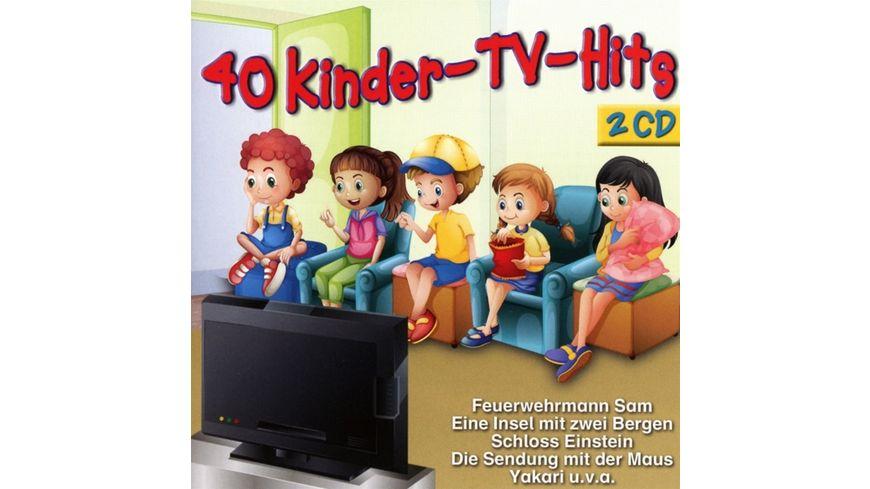 40 Kinder TV Hits 2 CDs