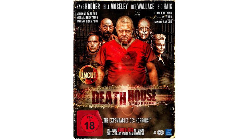 Death House Bonus DVD