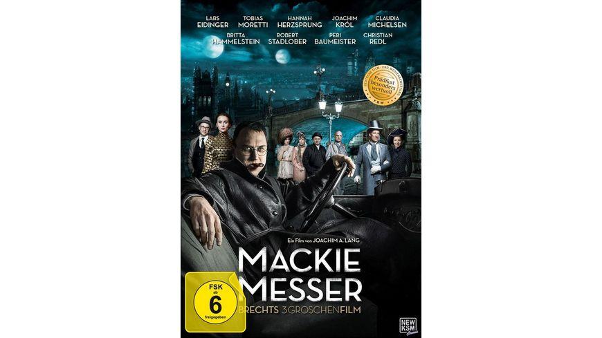 Mackie Messer Brechts Dreigroschenfilm