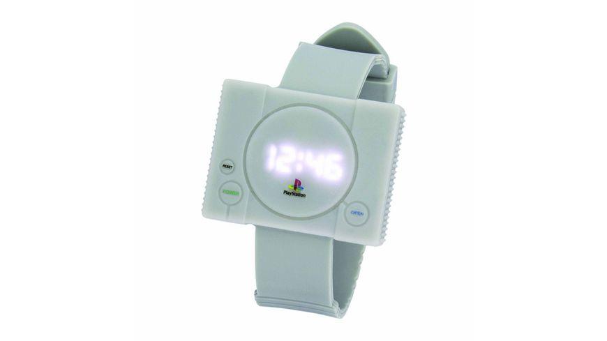 PlayStation Armbanduhr