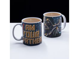 Star Wars I am your father Becher