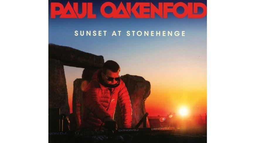 Sunset At Stonehenge DJ Mix