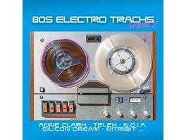 80s Electro Tracks Vol 2