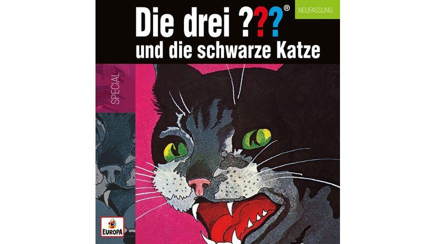 Und die schwarze Katze