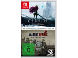 Child of Light Ultimate Edition Valiant Hearts