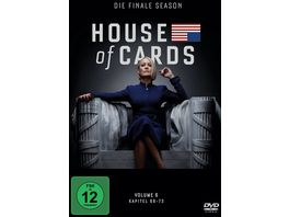 House of Cards Die finale Season 3 DVDs
