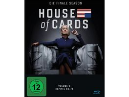 House of Cards Die finale Season 3 BRs