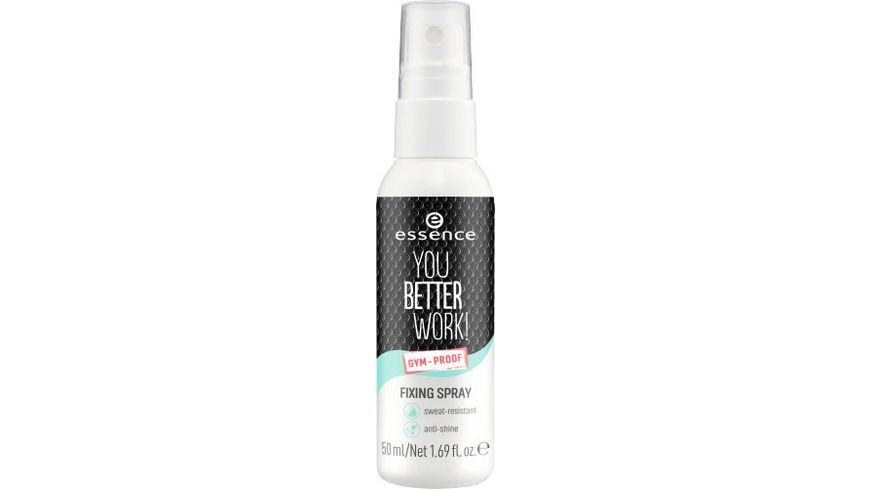 essence you better work fixing spray