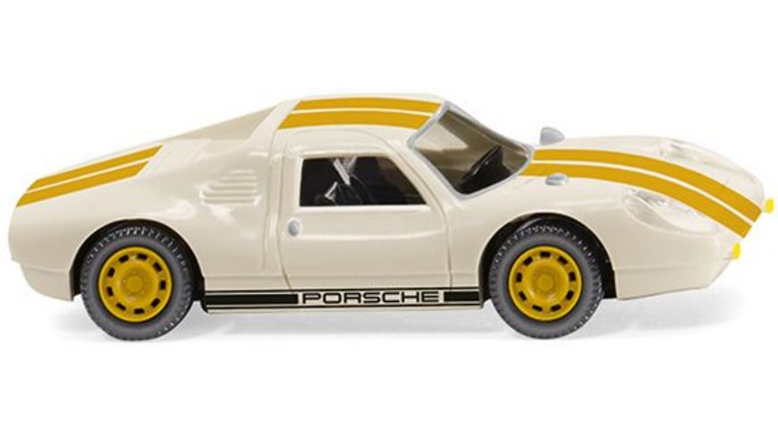 WIKING 016302 Porsche 904 GTS perlweiss 1 87
