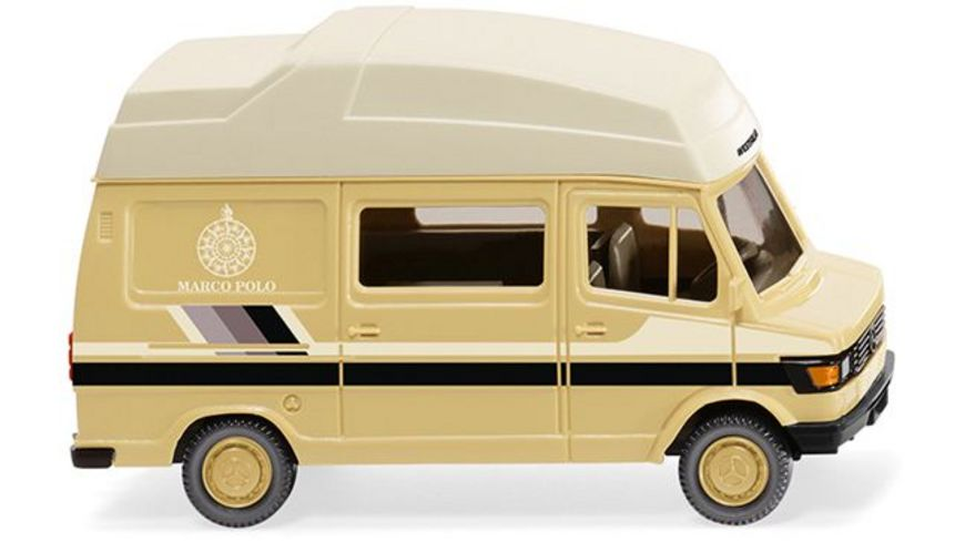 Wiking 026701 Wohnmobil MB 207 D Marco Polo 1 87