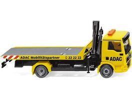 Wiking 063607 ADAC Abschleppwagen MAN TGL Euro 6 1 87