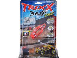 Dickie Trixx 360 Double Ramp sortiert