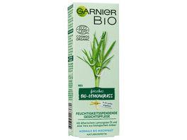 GARNIER BIO Lemongrass Feuchtigkeitsspendende Gesichtspflege