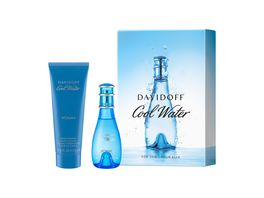 DAVIDOFF Coolwater Woman Eau de Toilette BL