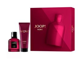 JOOP Wow Woman Duftset Eau de Toilette Showergel