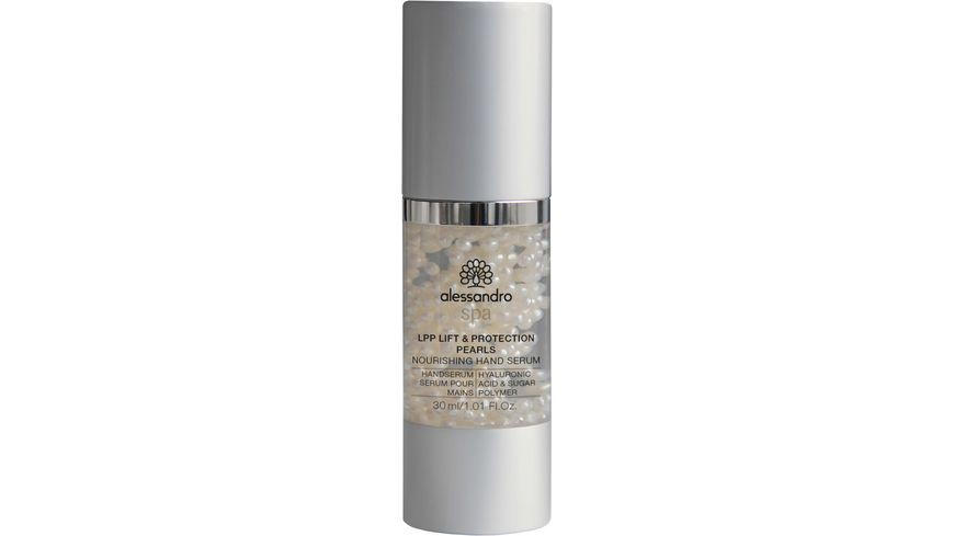 alessandro Spa Lpp Lift Protection Pearls Handserum