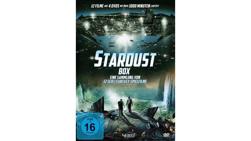 Stardust Box 4 DVDs