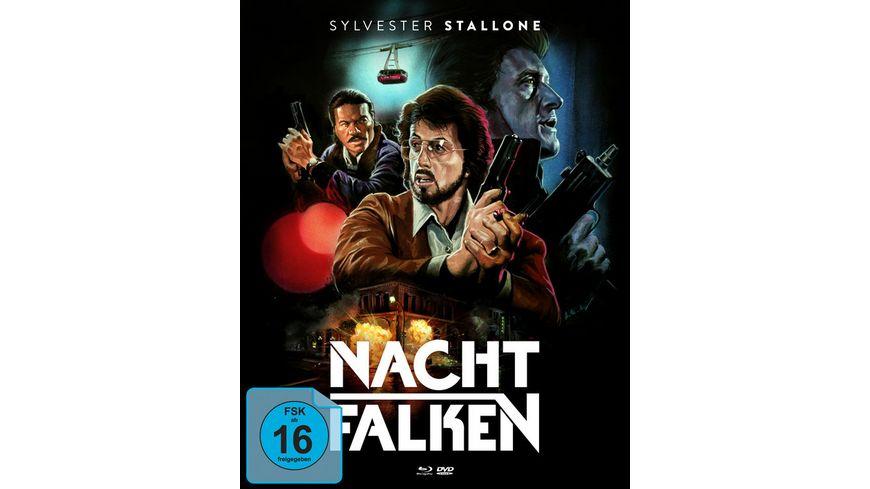Nachtfalken Mediabook 1 Blu ray 2 DVDs