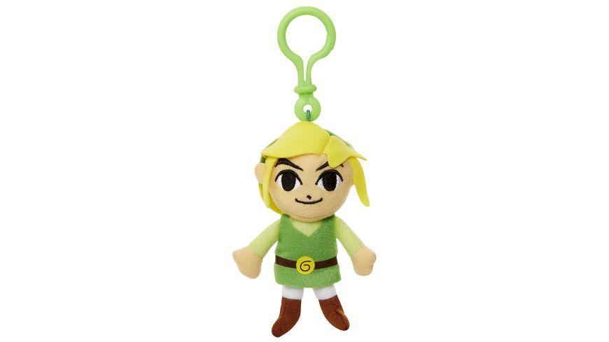 Nintendo Pluesch Anhaenger Link