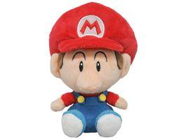 Nintendo Baby Mario Pluesch