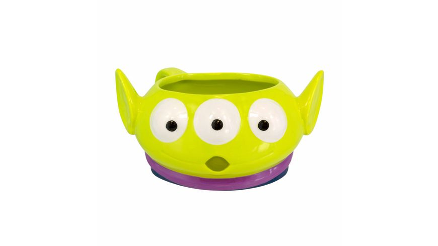 Toy Story Alien Shaped Becher