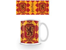 Harry Potter Hogwarts Gryffindor Crest Movie Film TV Kinder Keramik Tasse