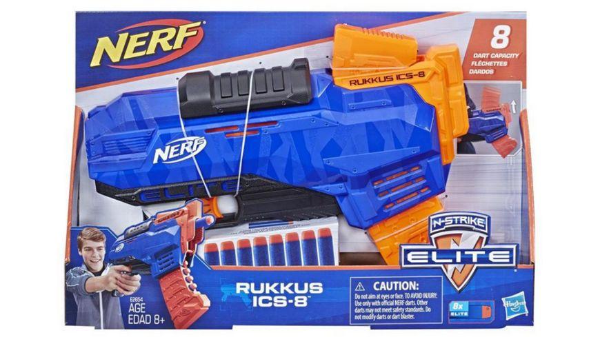 Hasbro Nerf N Strike Elite Rukkus ICS 8