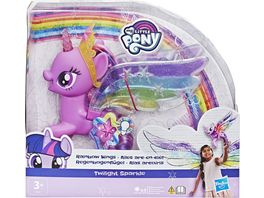 Hasbro My Little Pony Regenbogenfluegel Twilight Sparkle