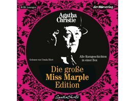 Die grosse Miss Marple Edition
