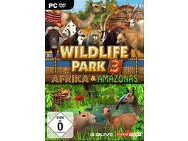 Wildlife Park 3 Afrika Amazonas