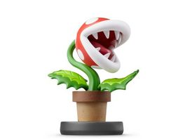 amiibo Figur Super Smash Bros Coll Piranha