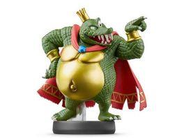 amiibo Figur Super Smash Bros King K Rool