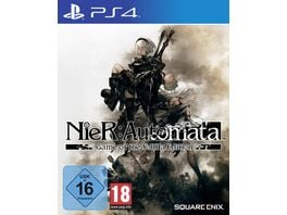 NieR Automata Game of the Year YoRHa Edition