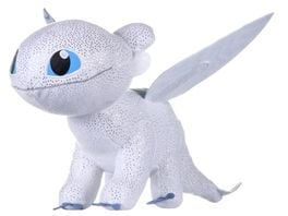 Joy Toy Dragons Glow in the dark Pluesch Lightfury
