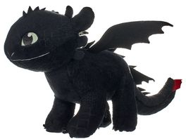 Joy Toy Dragons Glow in the dark Pluesch Toothless