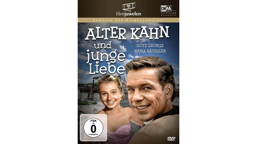 Alter Kahn und junge Liebe Goetz George DEFA Filmjuwelen