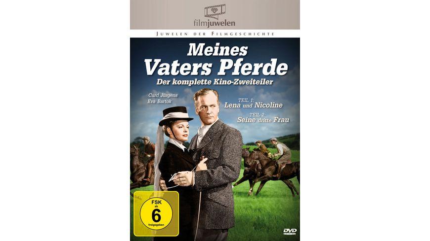 Meines Vaters Pferde Teil 1 und Teil 2 2 DVDs Filmjuwelen