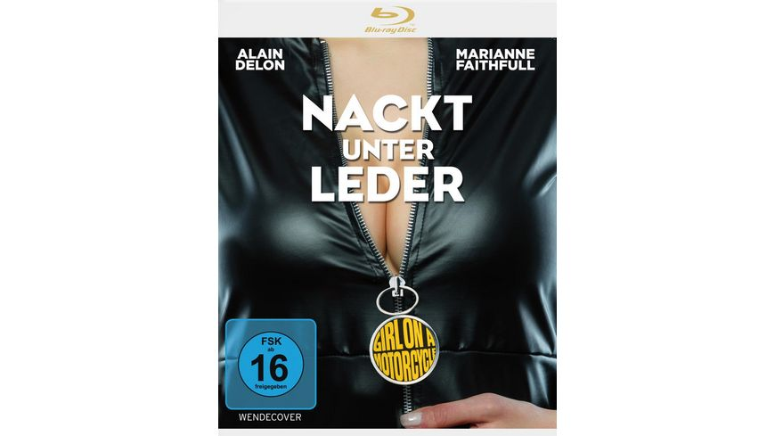 Nackt unter Leder The Girl on a Motorcycle