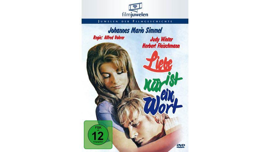 Liebe ist nur ein Wort Johannes Mario Simmel Filmjuwelen