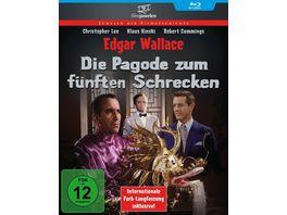 Die Pagode zum fuenften Schrecken Edgar Wallace Filmjuwelen