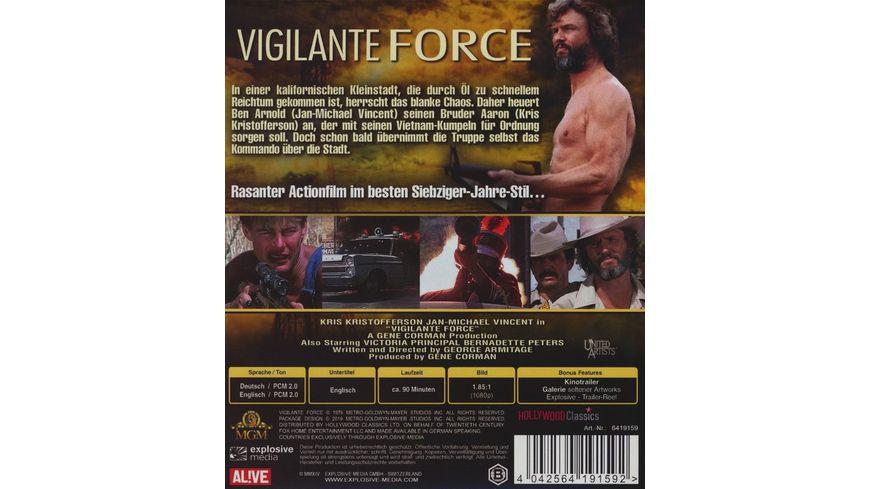 Das Gesetz sind wir Vigilante Force Neuauflage