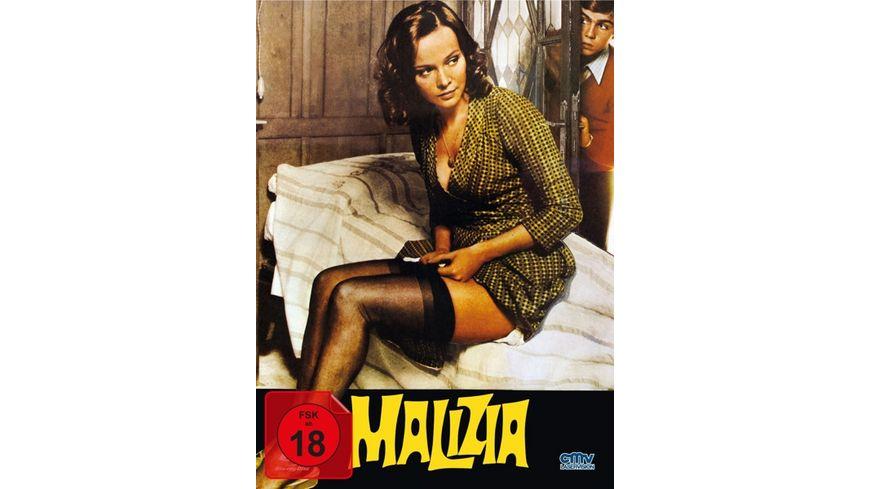 Malizia Limitiertes Mediabok inkl umfangreichen Booklet DVD