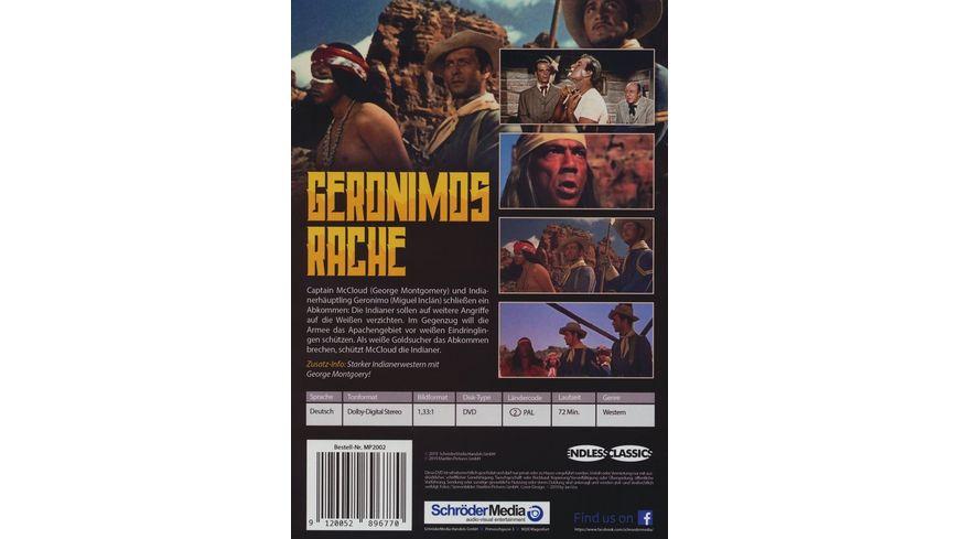 Geronimos Rache