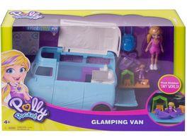 Mattel Polly Pocket Abenteuer Camper