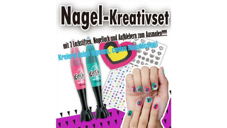 Gutoys Nagel Kreativset Kreiere dein eigenes cooles Nageldesign