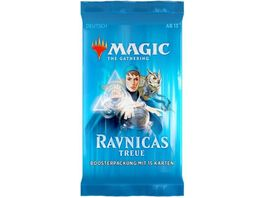 Magic the Gathering Ravnicas Treue Booster